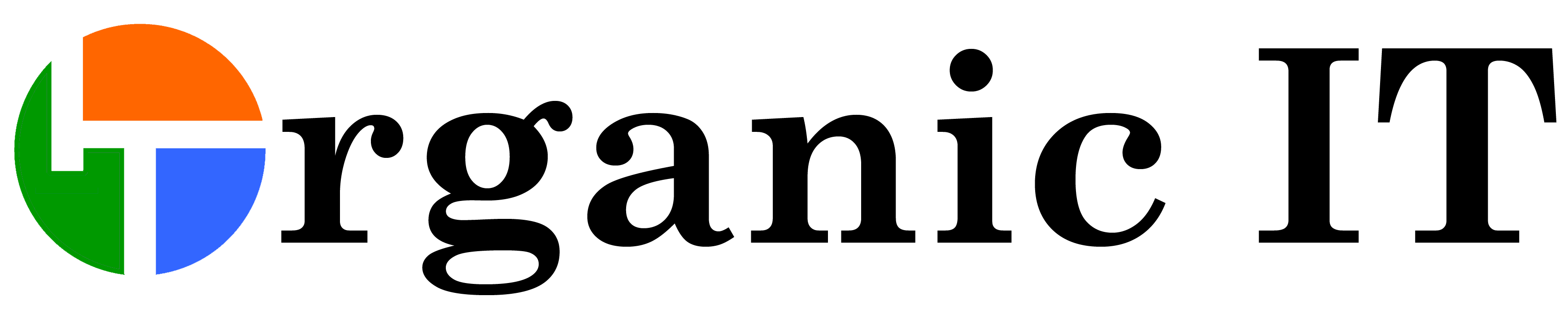 Organic IT logo